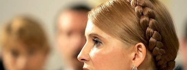 julia tymoszenko ukraine premier