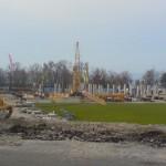 Ukraine Odessa stadium building