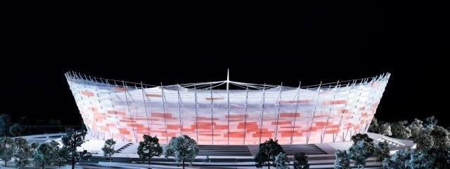 warsaw stadium