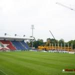 Cracow stadium on Euro 2012