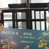 Massive demand for UEFA EURO 2012 tickets