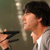 German national soccer team press conference
