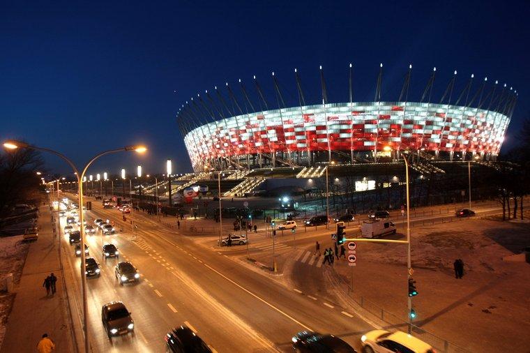 Jakarta International Stadium Image: International Program