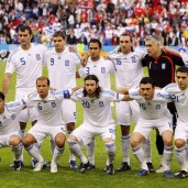 Greece Football Team Euro 2012