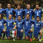 Italy National Football Team Euro 2012