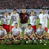 Poland Football team 2012
