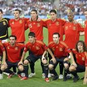 Spain Football Team Squad Euro 2012