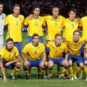 Sweden National Football Team Euro 2012