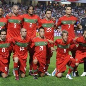 Portugal National football team Euro 2012