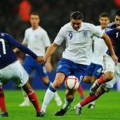 Andy Carroll England France