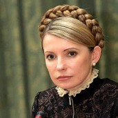 Ukraines Yulia Tymoshenko