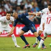 France - England