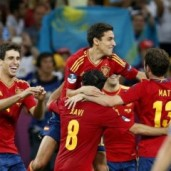 Spain beat Italy 4-0 in the final